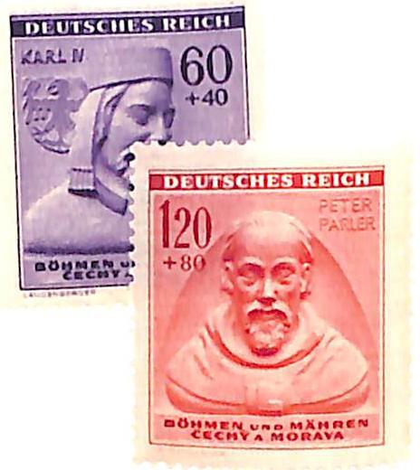 1943 Bohemia & Moravia