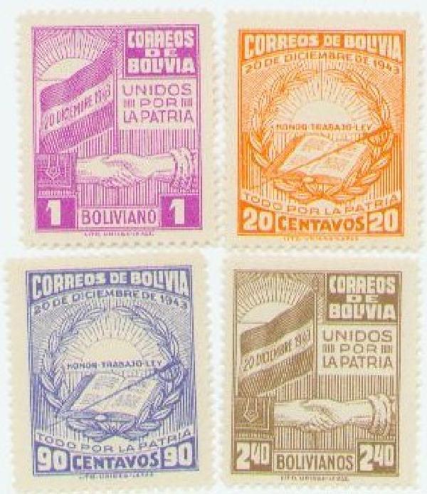 1944 Bolivia