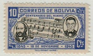 1946 Bolivia