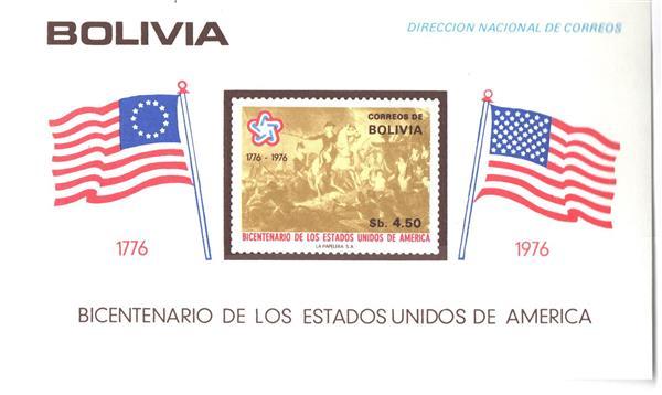1976 Bolivia