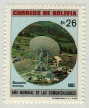 1982 Bolivia
