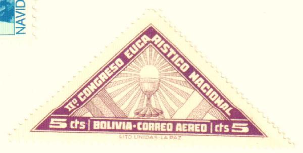 1939 Bolivia