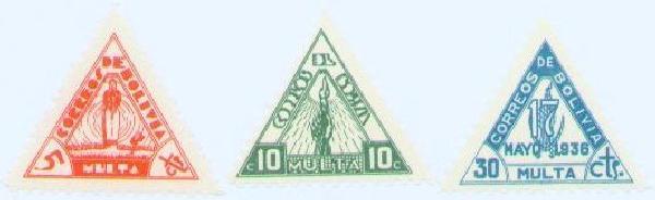 1938 Bolivia