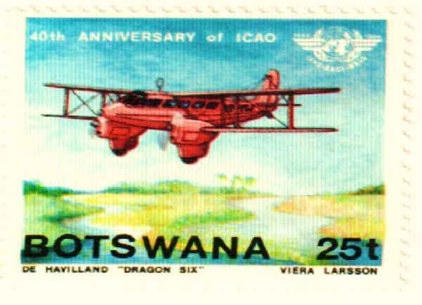 1984 Botswana