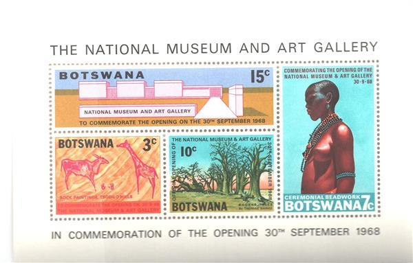 1968 Botswana