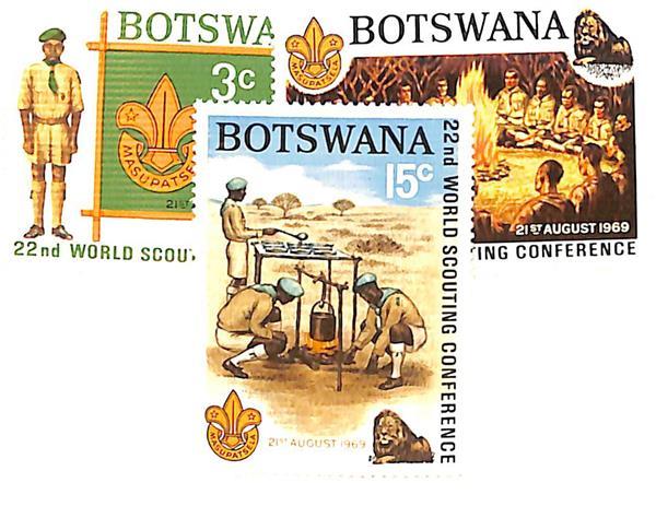 1969 Botswana