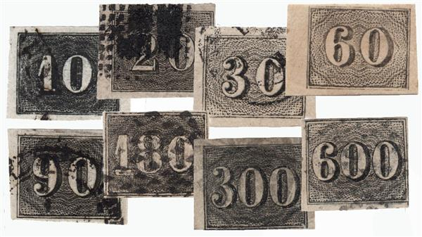 1850 Brazil
