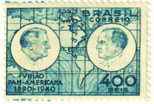 1940 Brazil