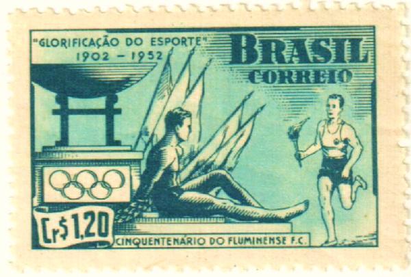 1952 Brazil