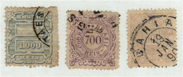 1888 Brazil