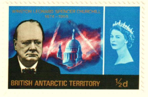 1966 British Antarctic Territory