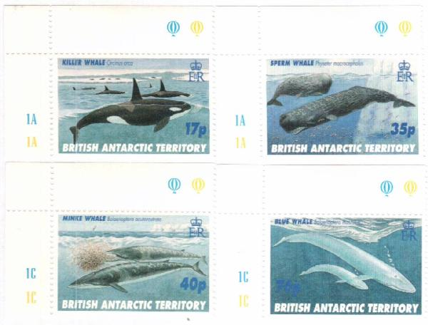 1996 British Antarctic Territory