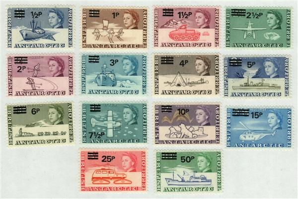 1971 British Antarctic Territory