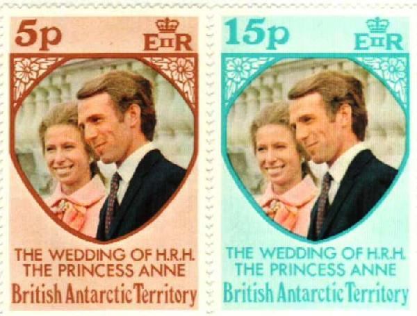 1973 British Antarctic Territory