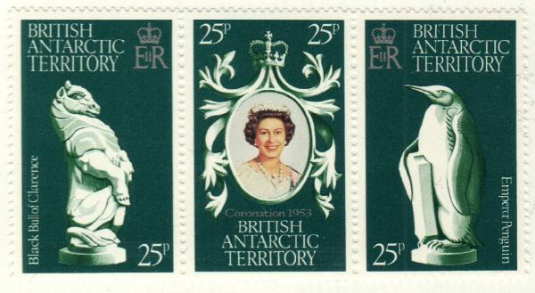 1978 British Antarctic Territory