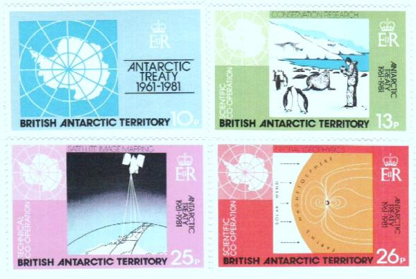 1981 British Antarctic Territory