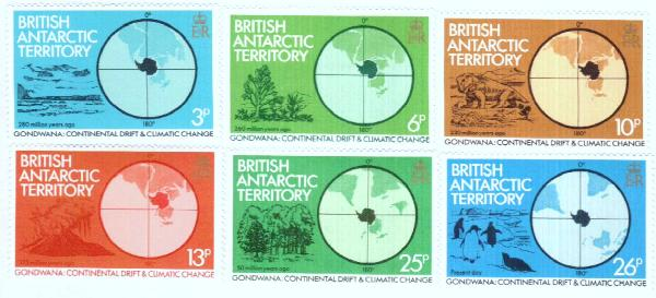 1982 British Antarctic Territory