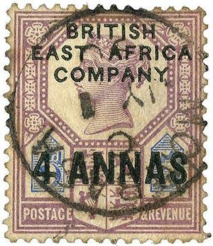 1890 British East Africa