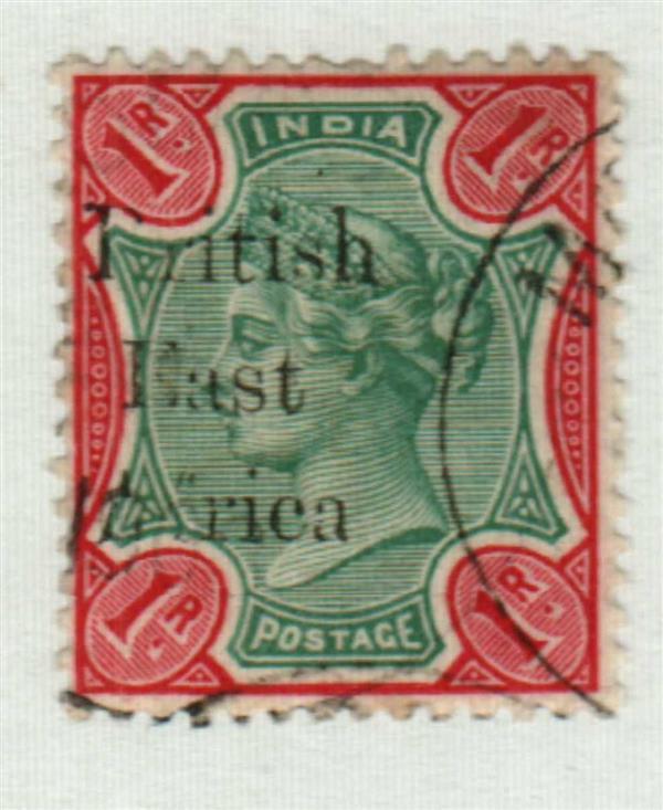 1895 British East Africa
