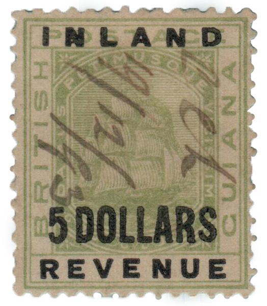 1889 British Guiana