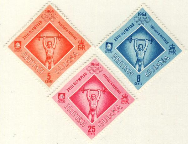 1964 British Guiana