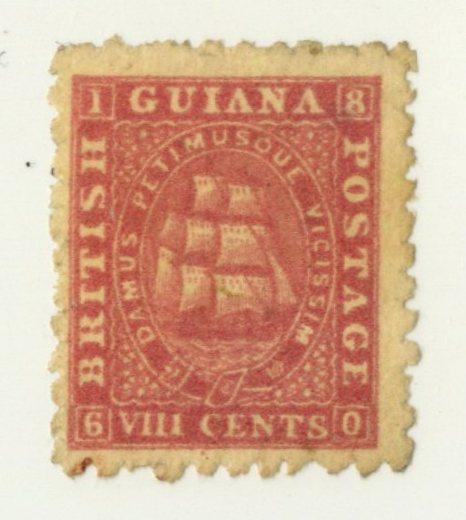 1866 British Guiana