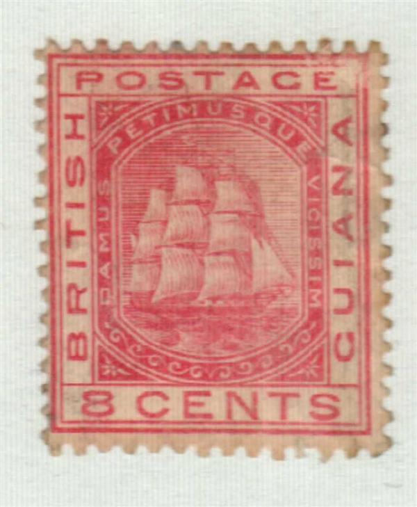 1876 British Guiana