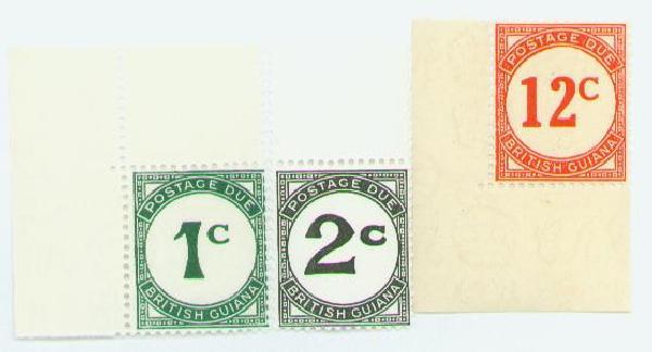1940-55 British Guiana