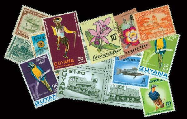 British Guiana, 25v