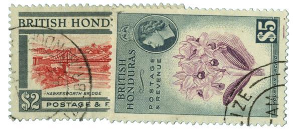 1953 British Honduras