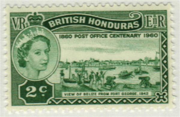 1960 British Honduras