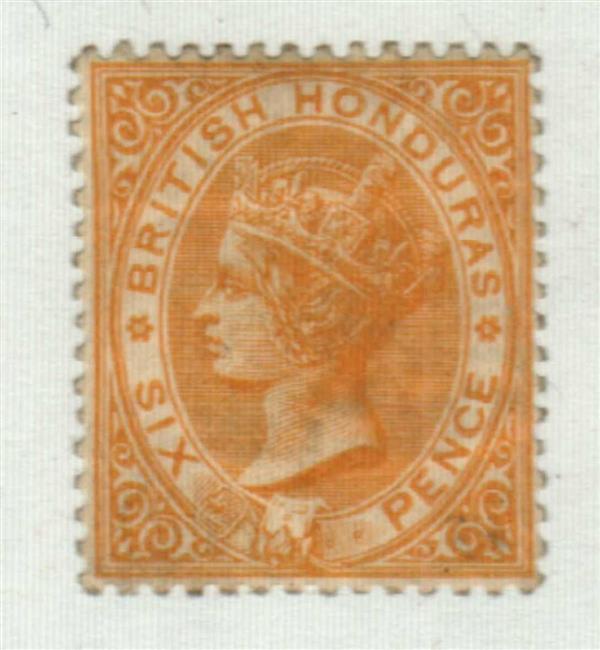 1885 British Honduras