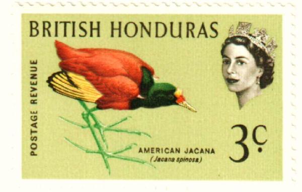 1962 British Honduras