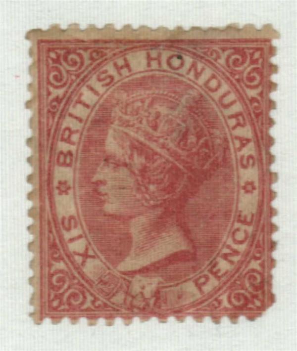 1866 British Honduras