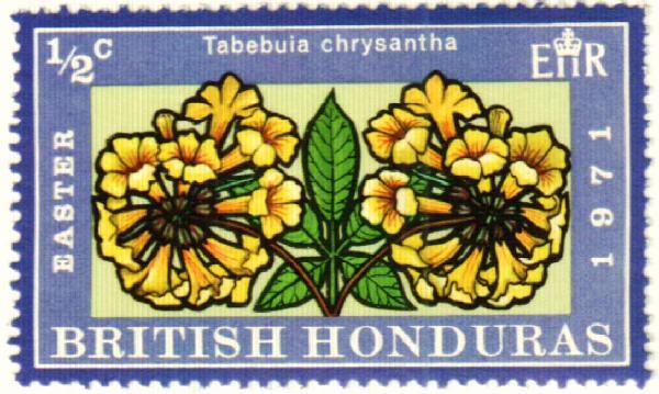 1971 British Honduras