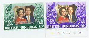 1972 British Honduras