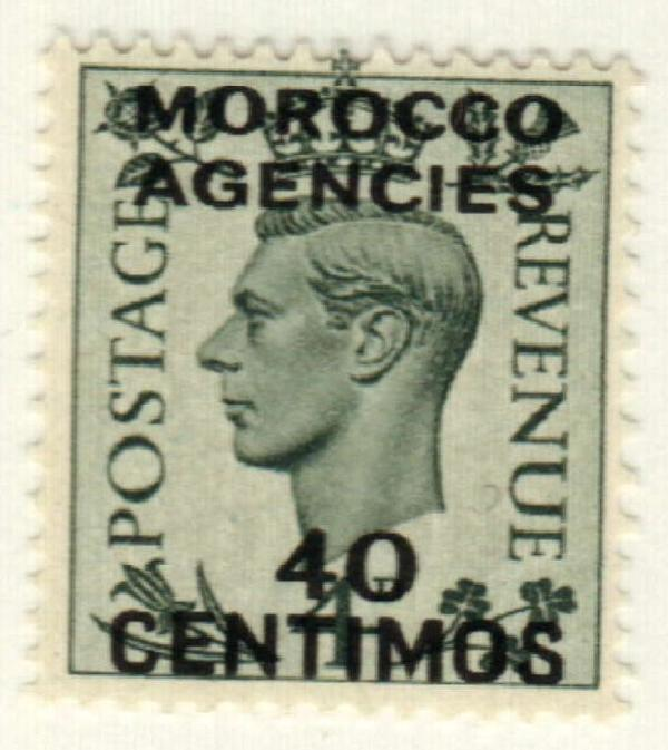 1940 British Offices - Morocco