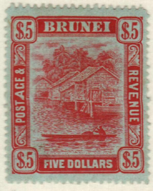 1908 Brunei