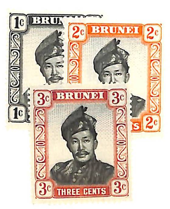 1952 Brunei