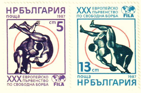 1987 Bulgaria
