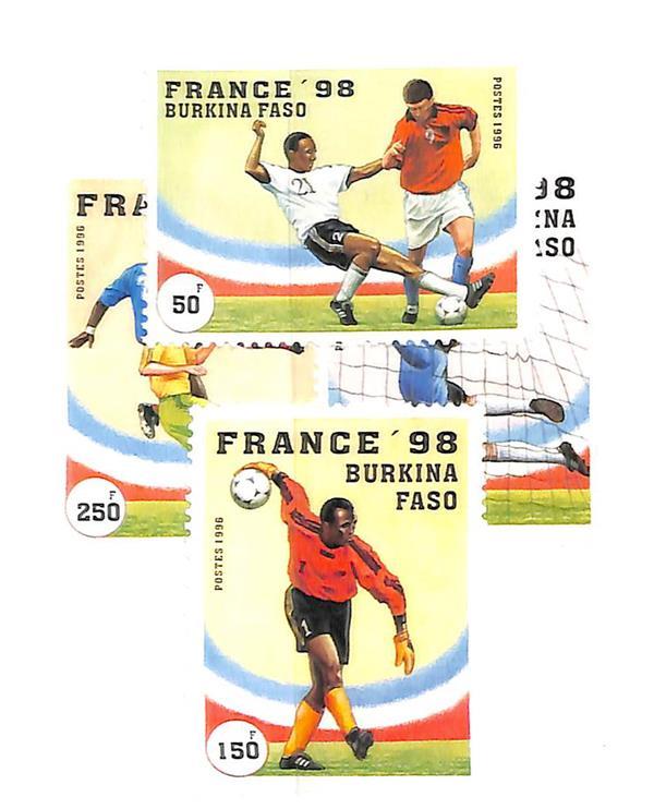 1996 Burkina Faso
