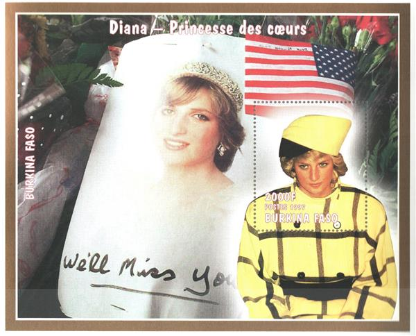 1997 Burkina Faso