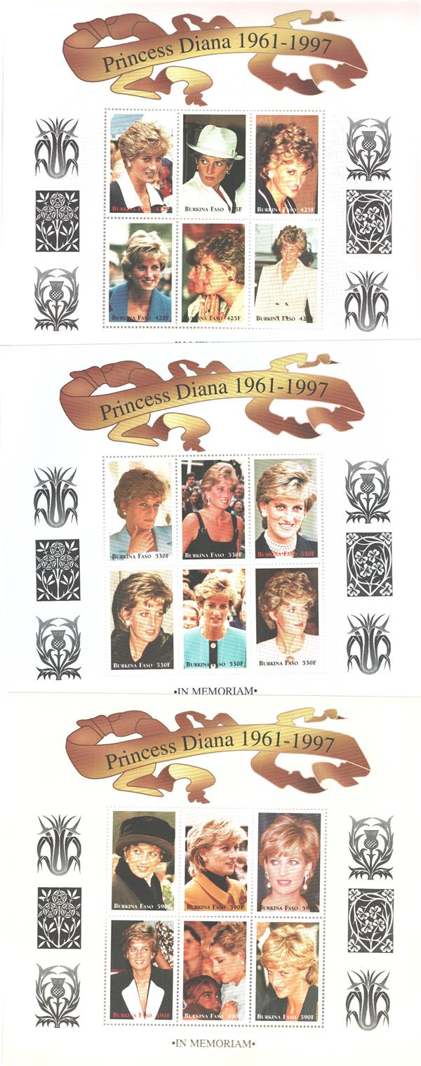 1998 Burkina Faso