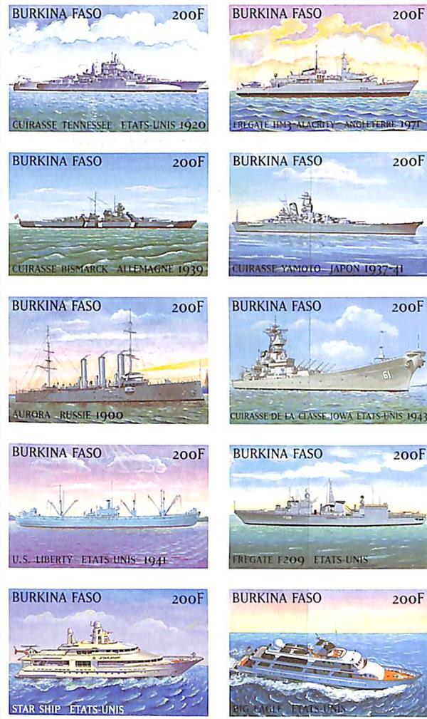 1999 Burkina Faso