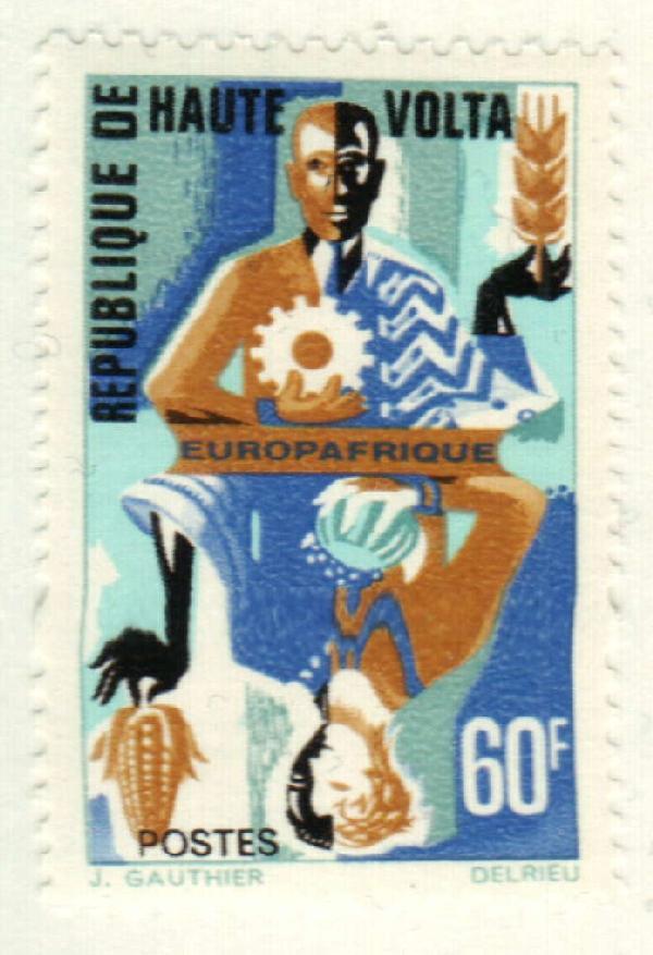1967 Burkina Faso