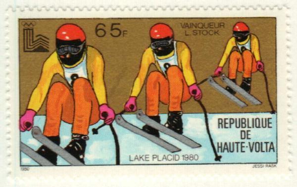 1980 Burkina Faso