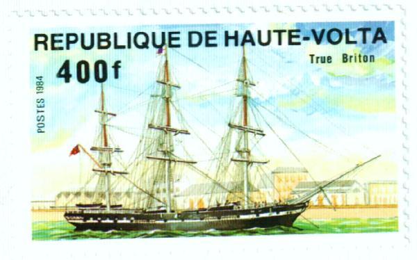 1984 Burkina Faso