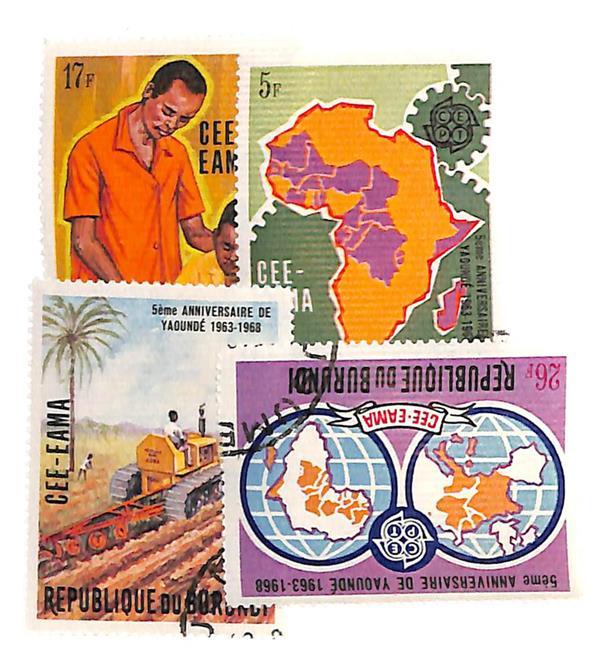 1969 Burundi
