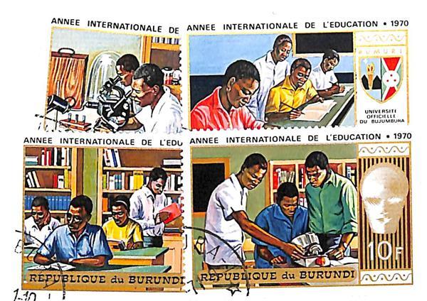 1970 Burundi