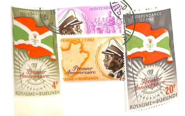 1963 Burundi